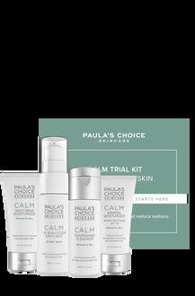 Calm Travel kit - Dry skin