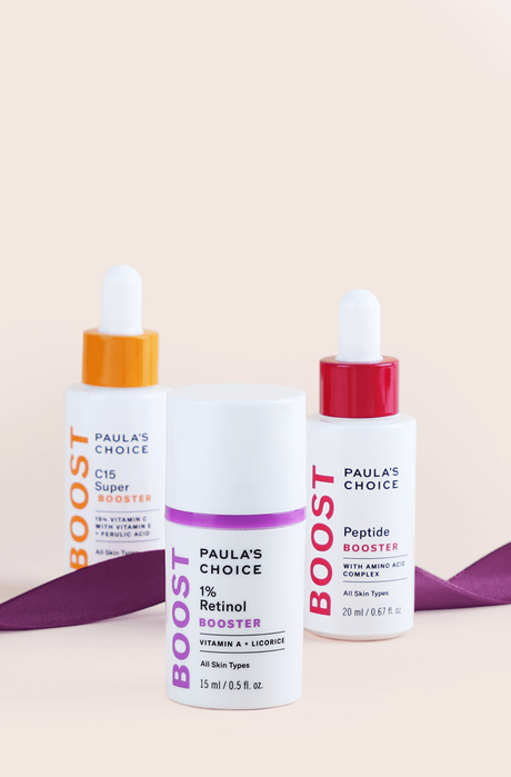 Advanced Anti-Ageing Booster Set