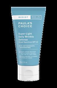 Resist Anti-Aging Super-Light Daily Wrinkle Defense SPF 30 Full size