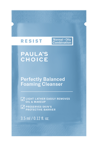 Resist Anti-Aging Perfectly Balanced Foaming Cleanser Sample