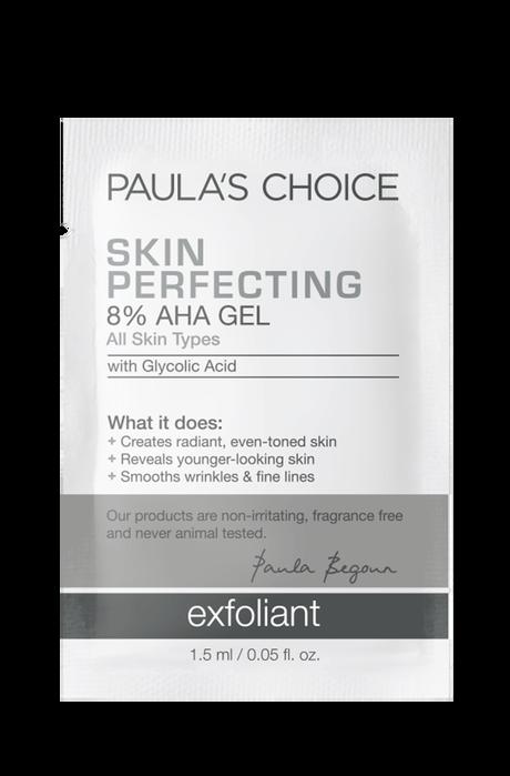 Skin Perfecting AHA Gel Exfoliant Sample