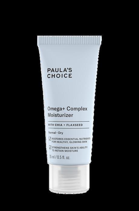 Omega+ Complex Moisturizer - Travel size