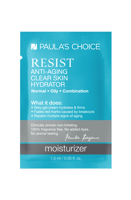 Resist Anti-Aging Clear Skin Hydrator Sample
