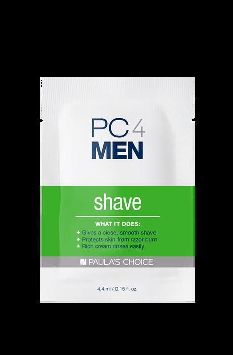 PC4Men Shave Sample