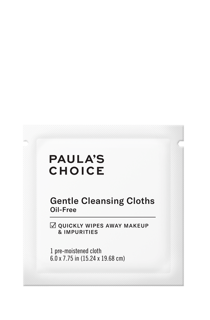 Gentle Cleansing Cloths - Sample