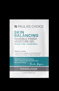 Skin Balancing Invisible Finish Moisture Gel Sample
