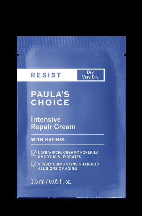 Resist Anti-Aging Intensive Repair Cream Sample