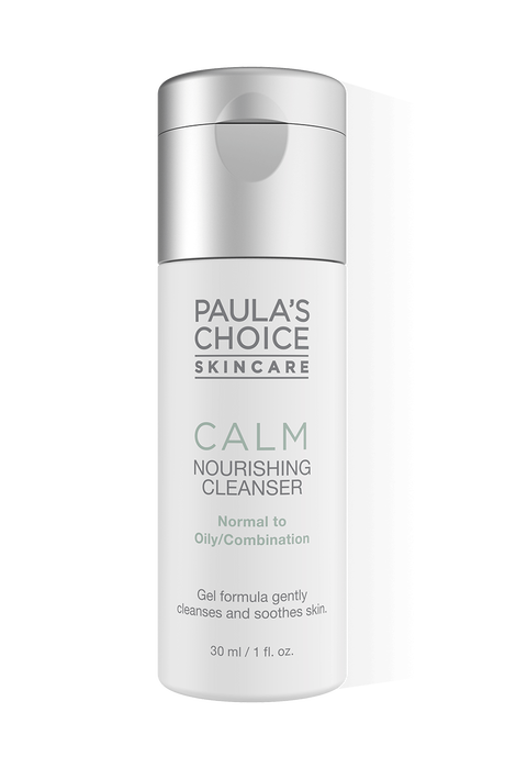 Calm Cleanser normal to oily skin Travel size