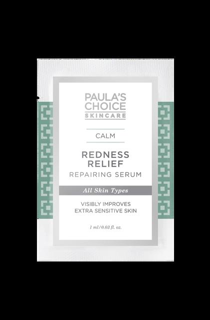 Calm Redness Relief Repairing Serum Sample