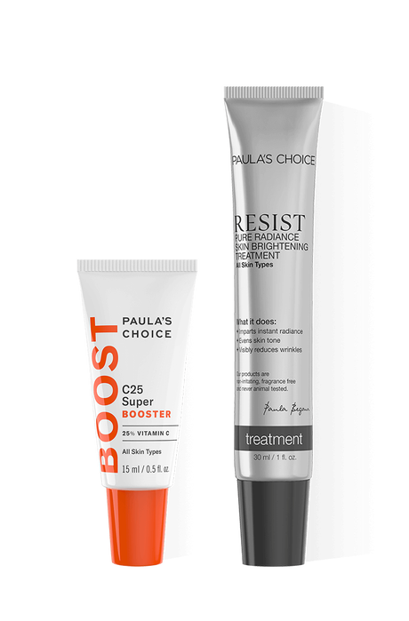 Power Duo Brighten and Smooth