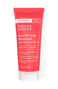 Defense Essential Glow Moisturizer SPF 30 Travel size