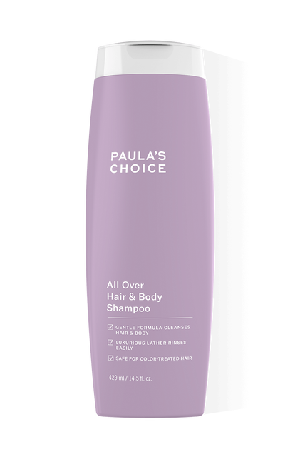 All Over Hair and Body Shampoo Full Size