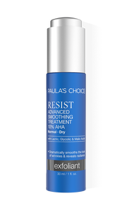 Resist Anti-Aging Advanced Smoothing Treatment AHA Full size