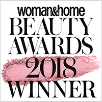 Woman & Home Beauty Winners 2018