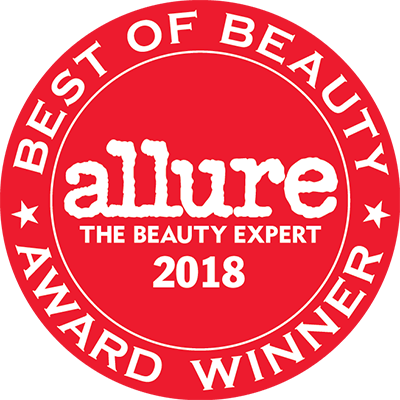 Allure Best of Beauty 2018 Award