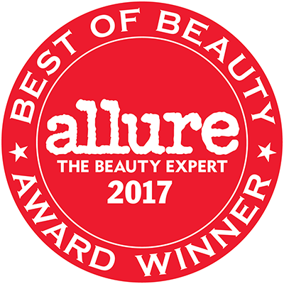 Allure Best of Beauty 2017 Award