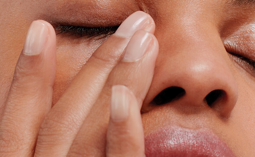 Tips to shrink large pores